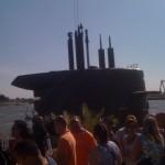 Hr. Ms. Zeeleeuw, onderzeeër uit de Walrusklasse.